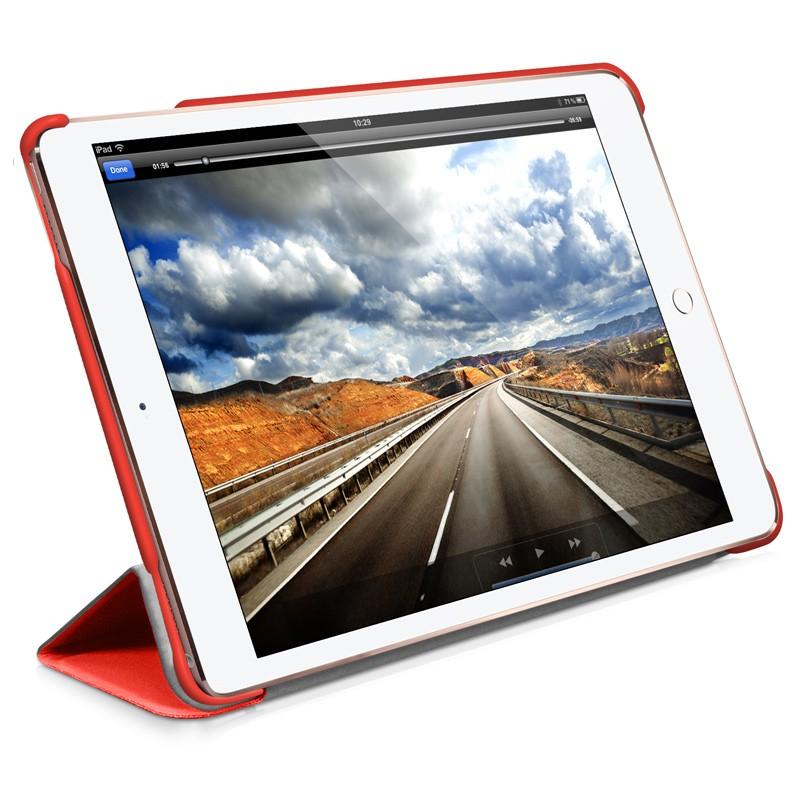 Macally - Bookstand iPad Pro 9,7 / iPad Air 2 Red 08