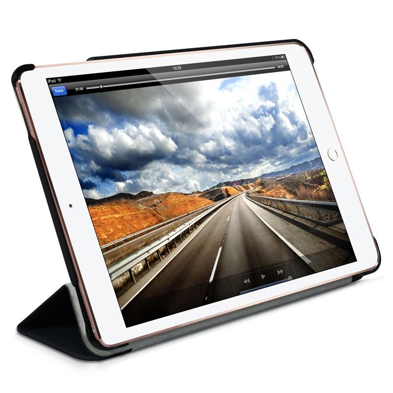Macally - Bookstand iPad Pro 9,7 / iPad Air 2 Black 08