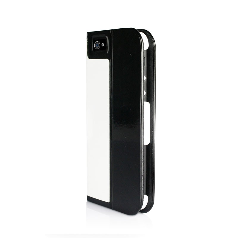 Macally Slim Folio Case iPhone 5 (White) 08