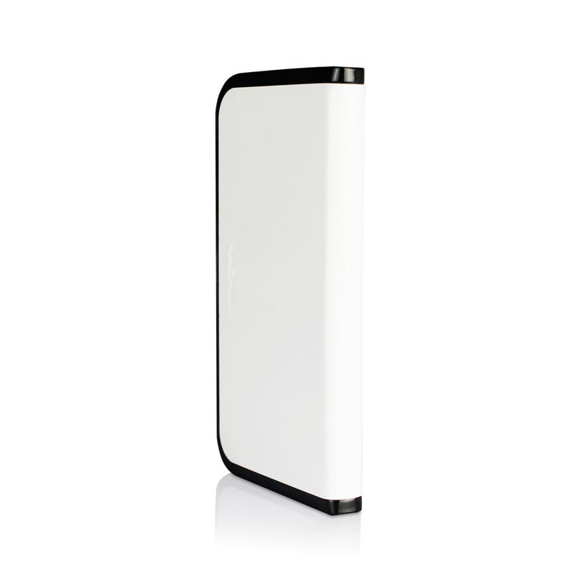 Macally Slim Folio Case iPhone 5 (White) 09