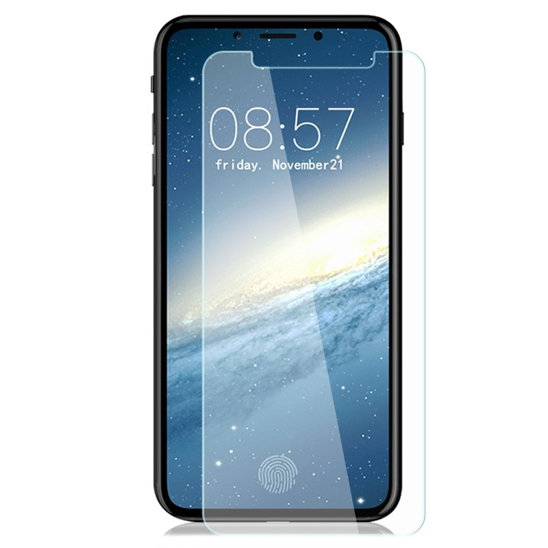 Mobiq Glazen Screenprotector iPhone XS Max 01