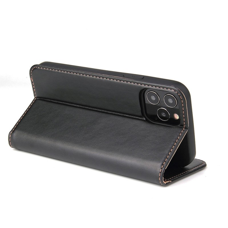 Mobiq Premium Business Wallet iPhone 12 6.1 inch Zwart - 2