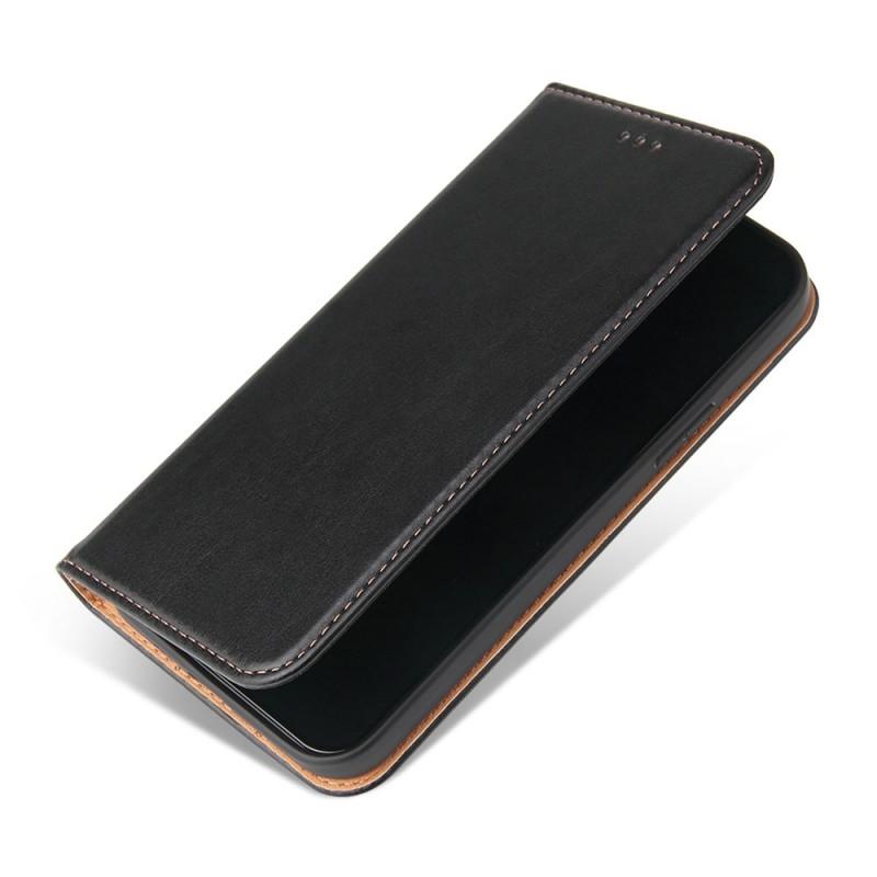 Mobiq Premium Lederen Portemonnee Hoesje iPhone 13 Pro Max Zwart - 4