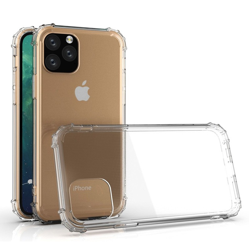 Mobiq Clear Rugged Case iPhone 11 Pro Max - 5