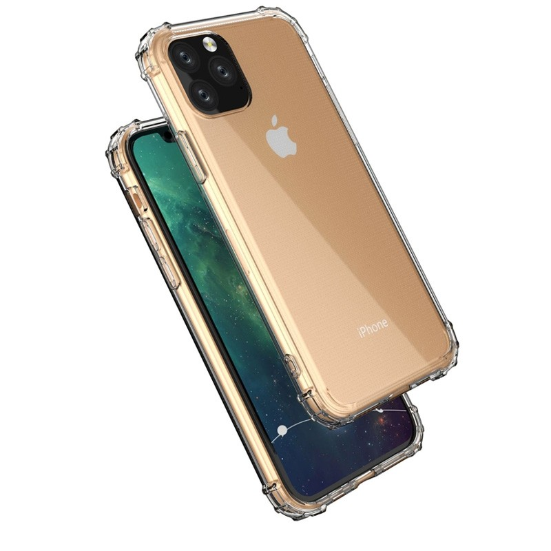 Mobiq Clear Rugged Case iPhone 11 Pro - 2