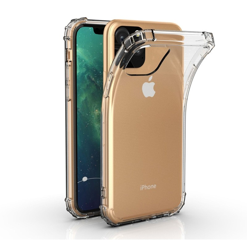 Mobiq Clear Rugged Case iPhone 11 Pro - 3