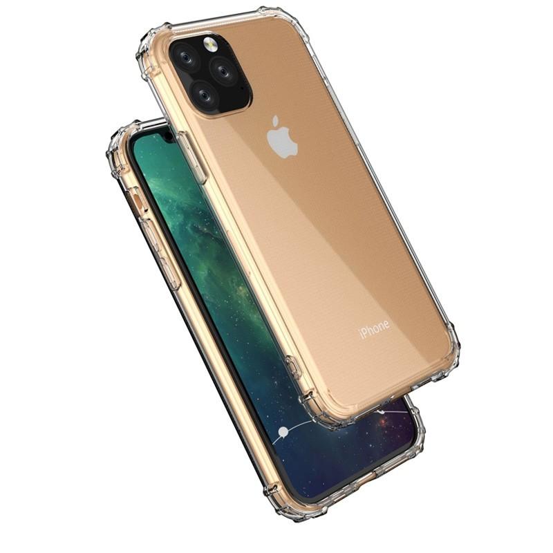 Mobiq Clear Rugged Case iPhone 11 - 2