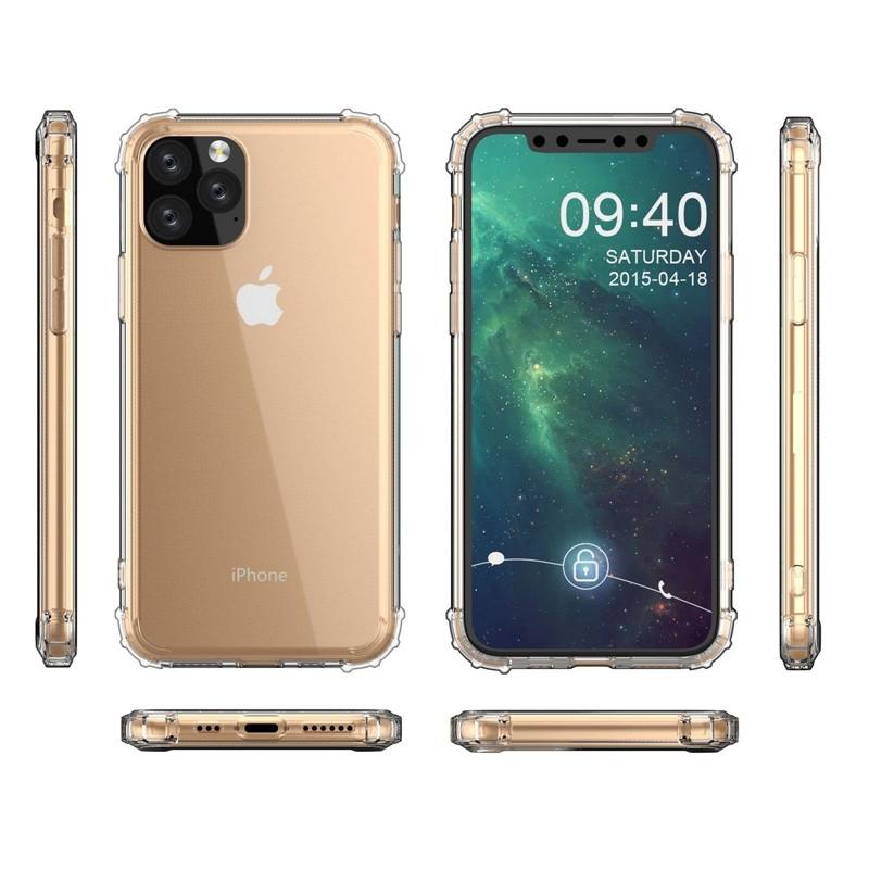 Mobiq Clear Rugged Case iPhone 11 - 4