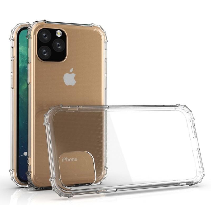 Mobiq Clear Rugged Case iPhone 11 - 5