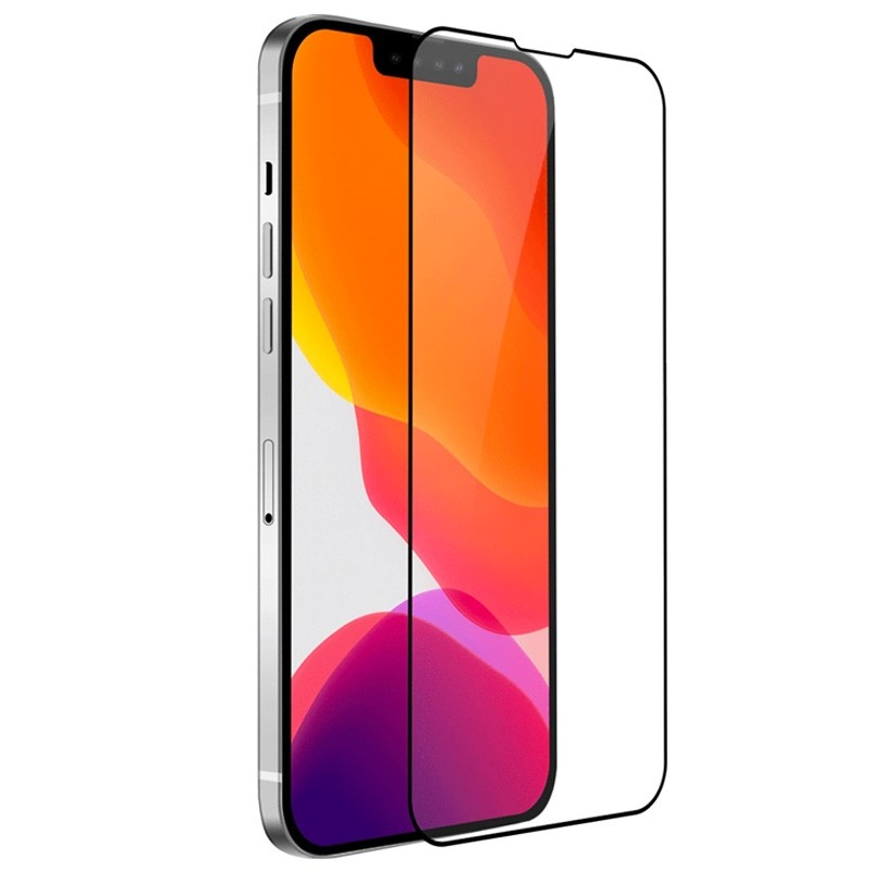 Mobiq Edge-to-edge Screenprotector Glas iPhone 13 / 13 Pro - 1
