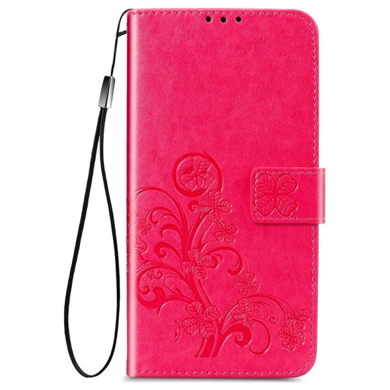 Mobiq Fashion Wallet Book Cover iPhone 12 6.1 Roze - 1