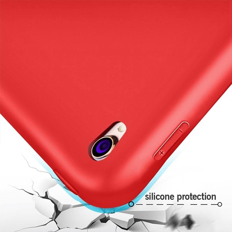 Mobiq Flexibele Tri-folio hoes iPad Air 10.5 Turquoise 05
