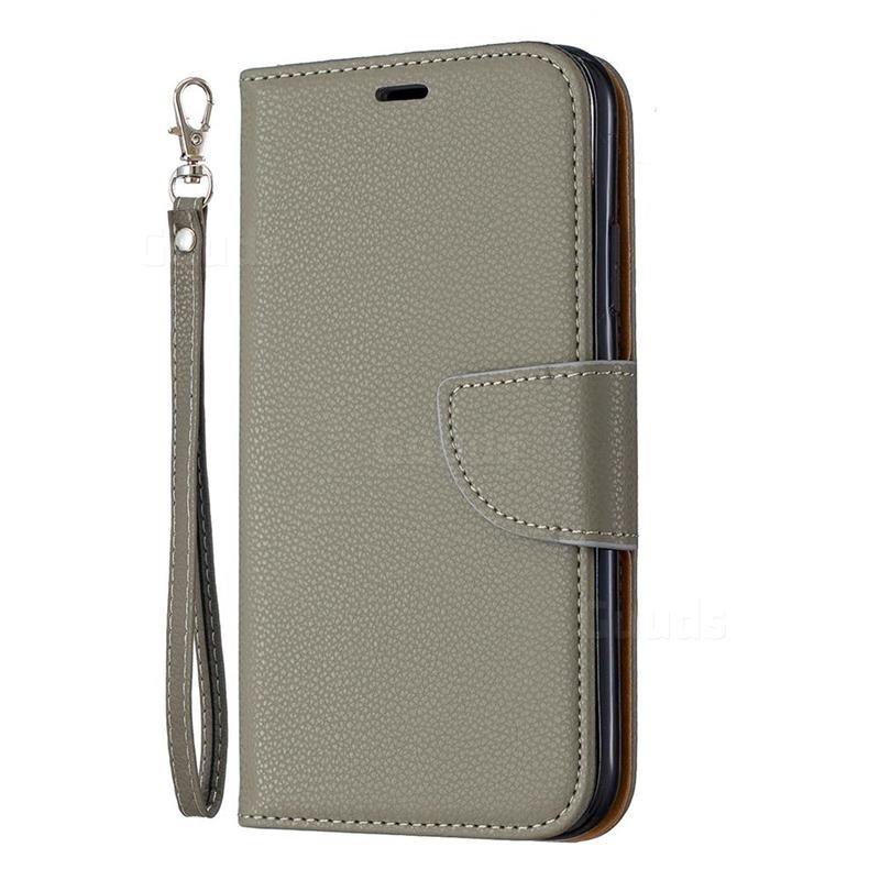 Mobiq Klassieke Portemonnee Hoes iPhone 11 Groen - 1