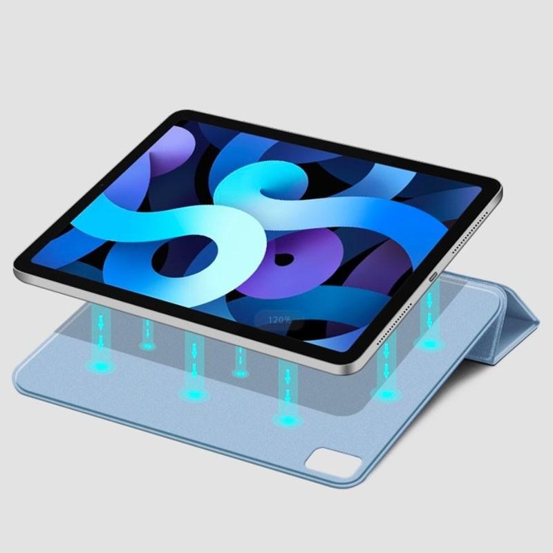 Mobiq Magnetische Folio Hoes iPad Pro 11 inch (2021/2020/2018) en iPad Air (2020) Donkergroen - 4