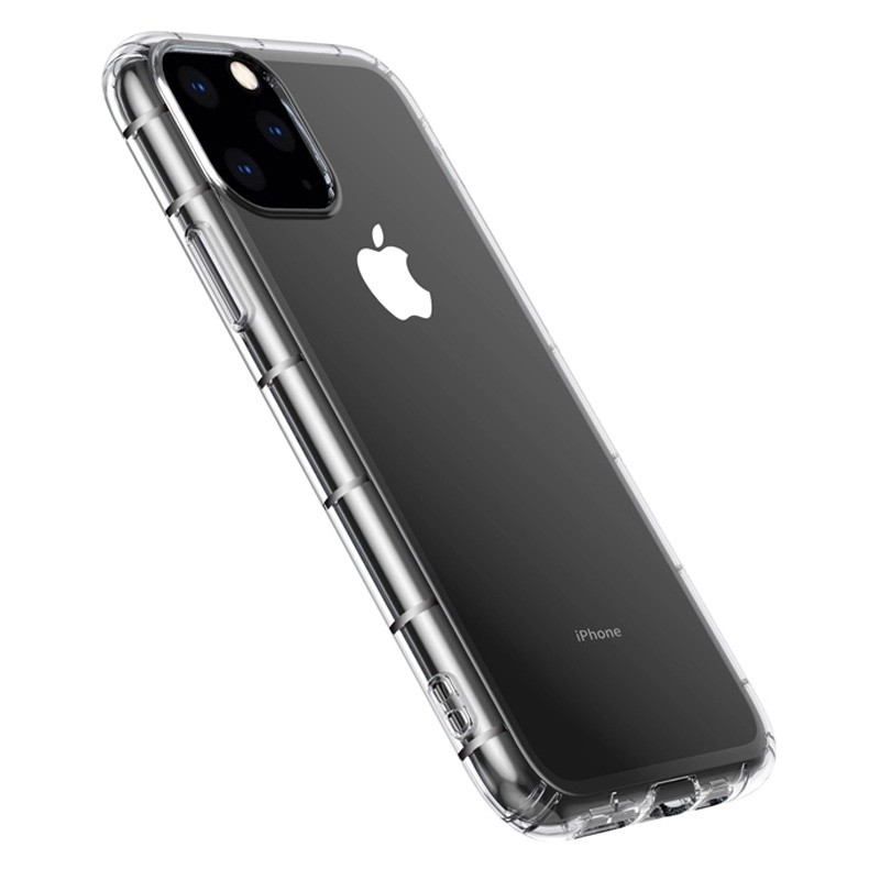 Mobiq Transparant Schokbestendig iPhone 13 Pro Hoesje - 2