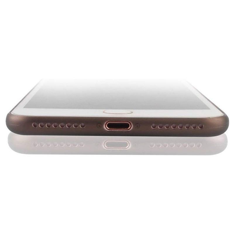 Mobiq Ultra Dun 0,3mm iPhone 6 Plus/6S Plus Zwart - 3