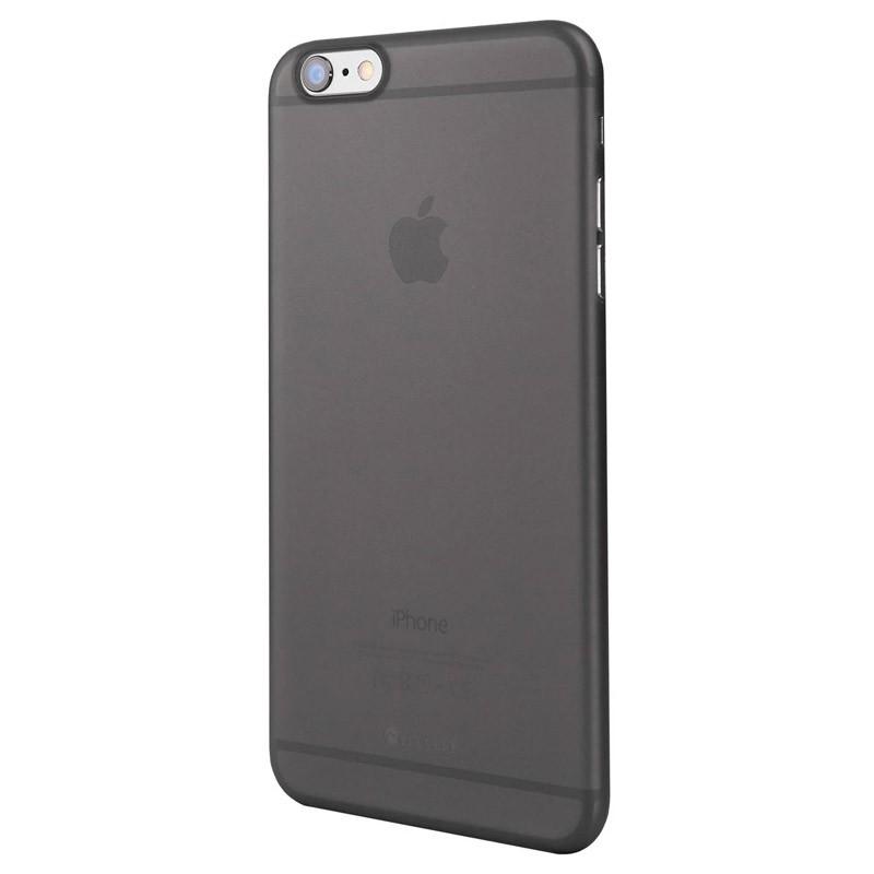 Mobiq Ultra Dun 0,3mm iPhone 6 Plus/6S Plus Zwart - 1