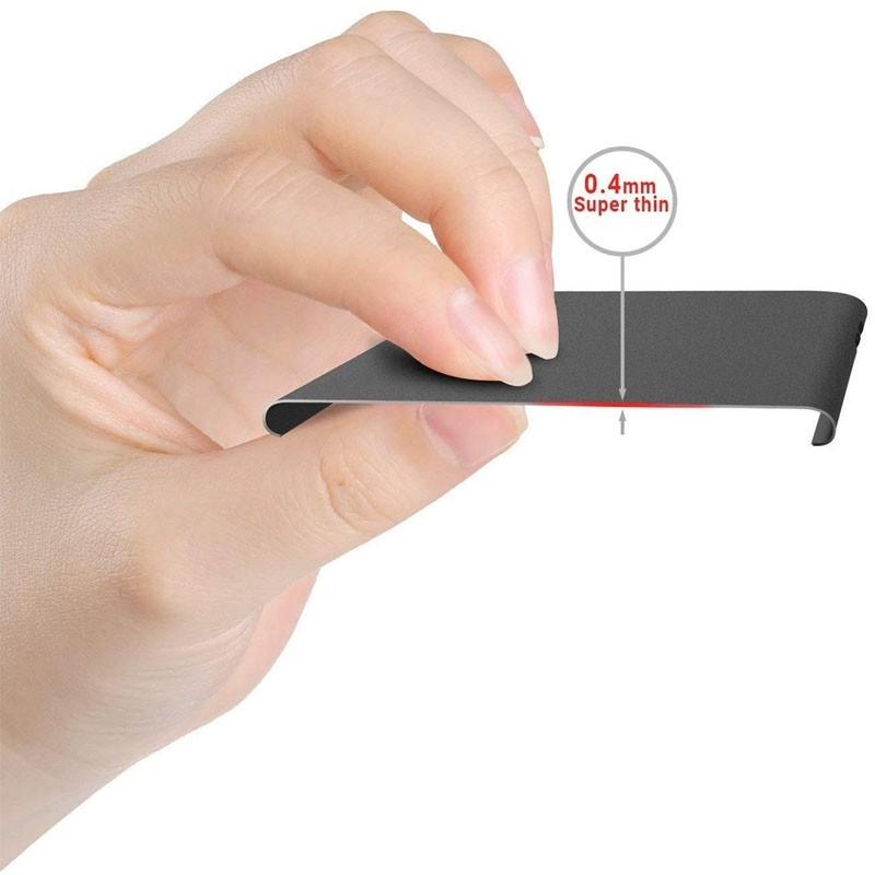 Mobiq Ultra Dun 0,3mm iPhone XR Hoesje Zwart - 2