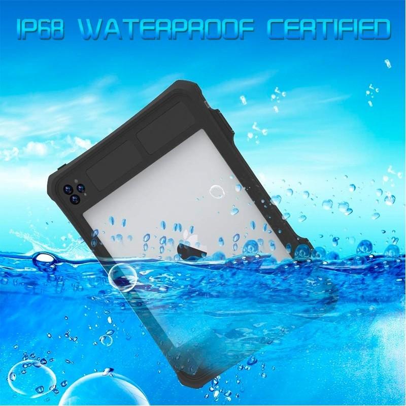 Mobiq Waterdichte Hoes iPad Pro 11 inch (2021/2020) Zwart - 2