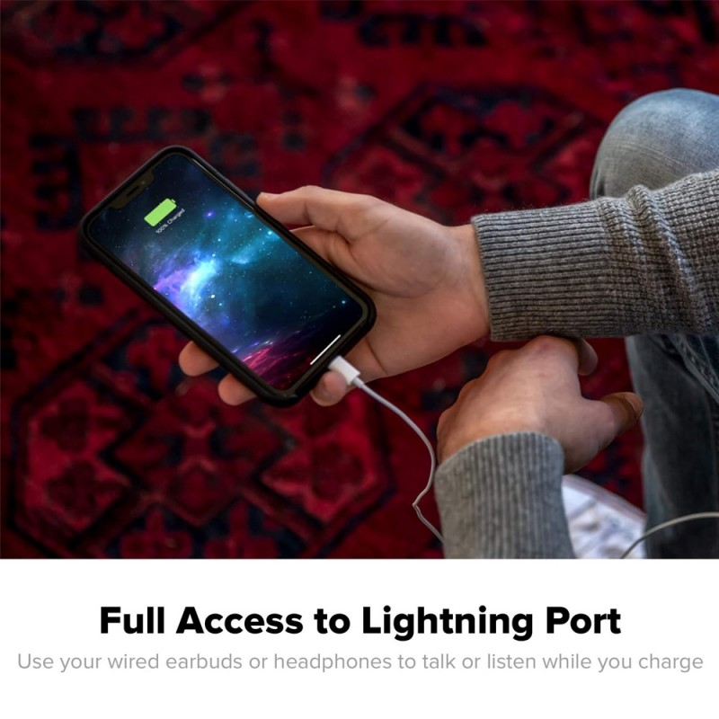 Mophie Juice Pack Access iPhone XR Zwart - 9