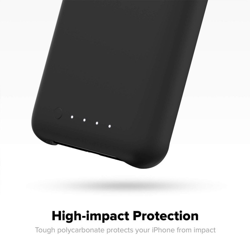 Mophie Juice Pack Access iPhone XS Max Zwart - 2