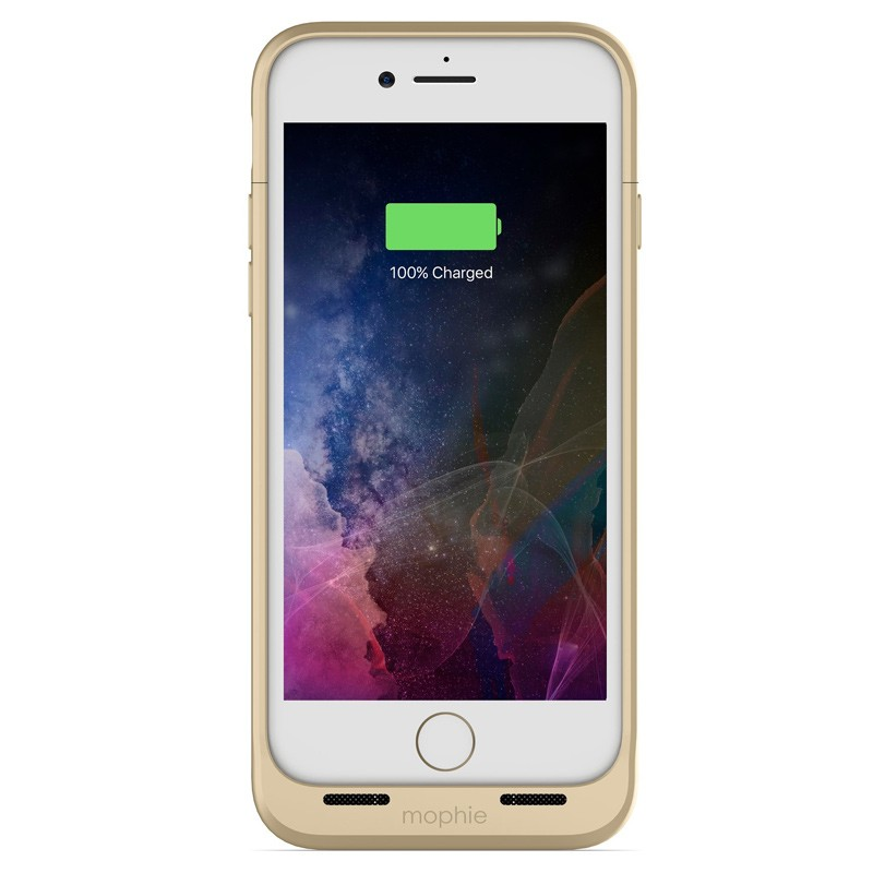 Mophie - Juice Pack Air iPhone 7 Gold 02