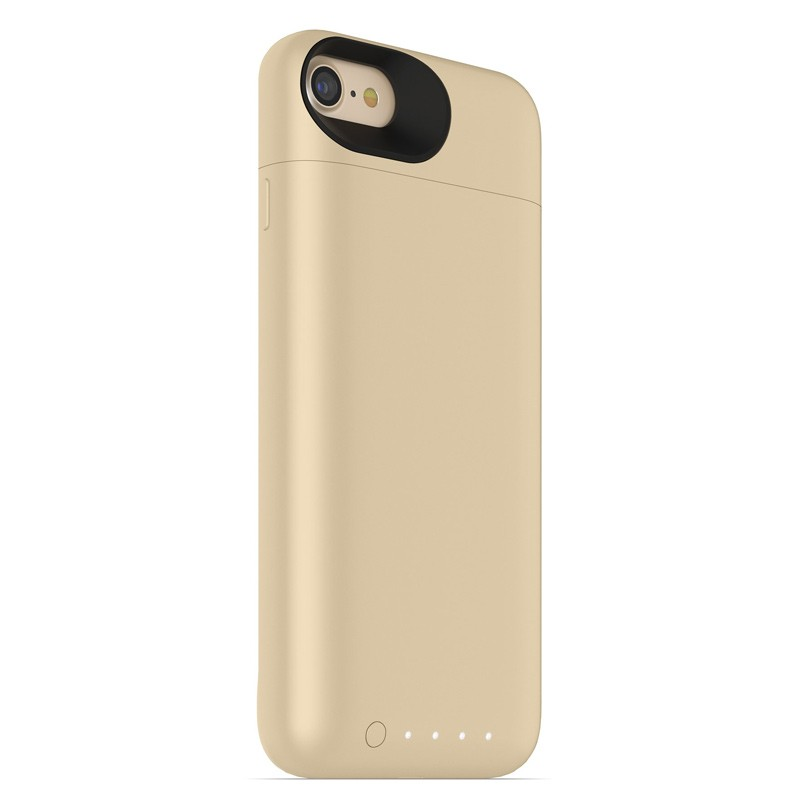 Mophie - Juice Pack Air iPhone 7 Gold 05