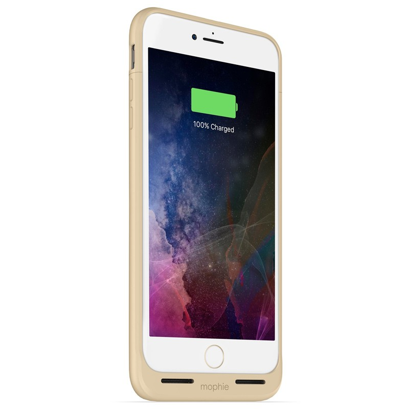 Mophie - Juice Pack Air iPhone 7 Plus Gold 03