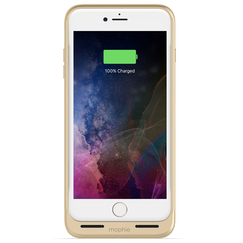 Mophie - Juice Pack Air iPhone 7 Plus Gold 02