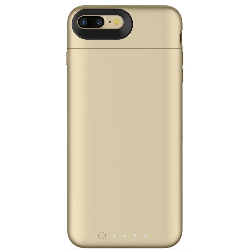 Mophie - Juice Pack Air iPhone 7 Plus Gold 04