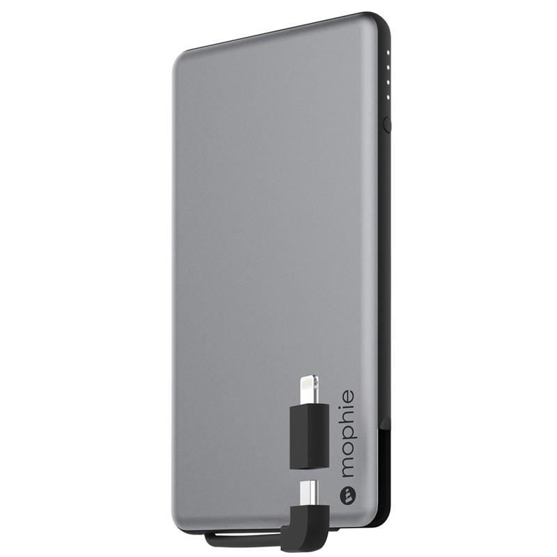 Mophie - Powerstation Plus Mini 4.000mAh Space Grey 01