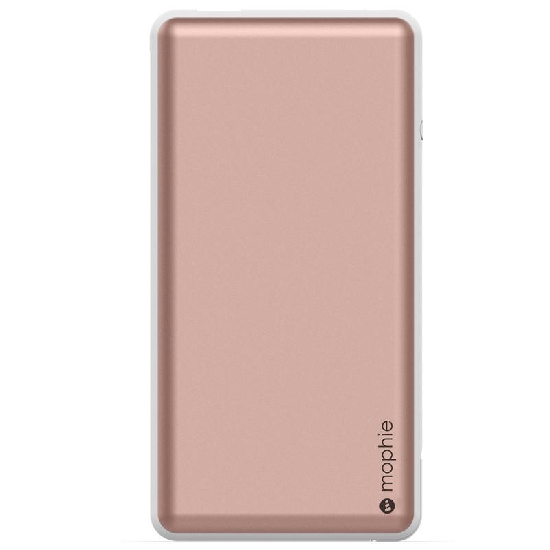 Mophie - Powerstation Plus XL 12.000mAh Rose Gold 02