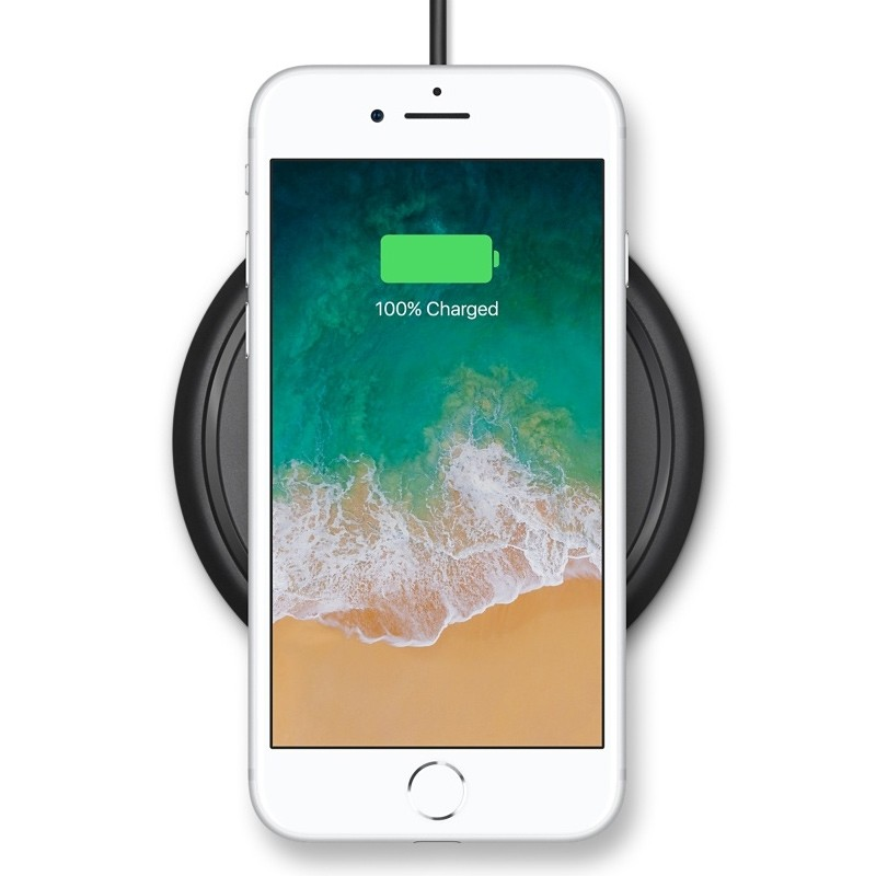 Mophie Wireless Qi Charging Pad 7,5W zwart 05