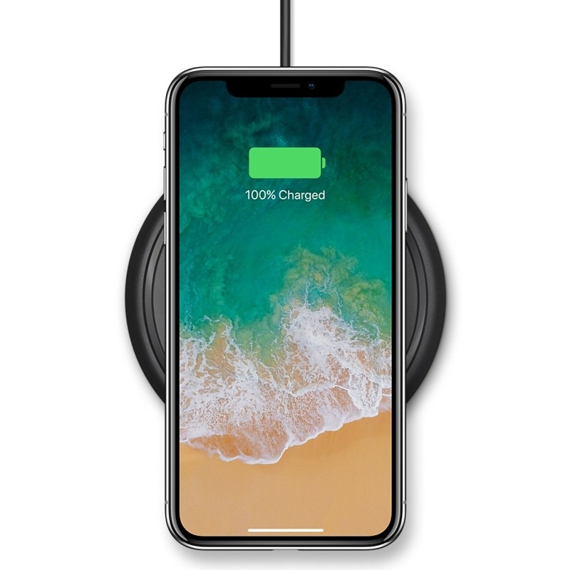 Mophie Wireless Qi Charging Pad 7,5W zwart 06