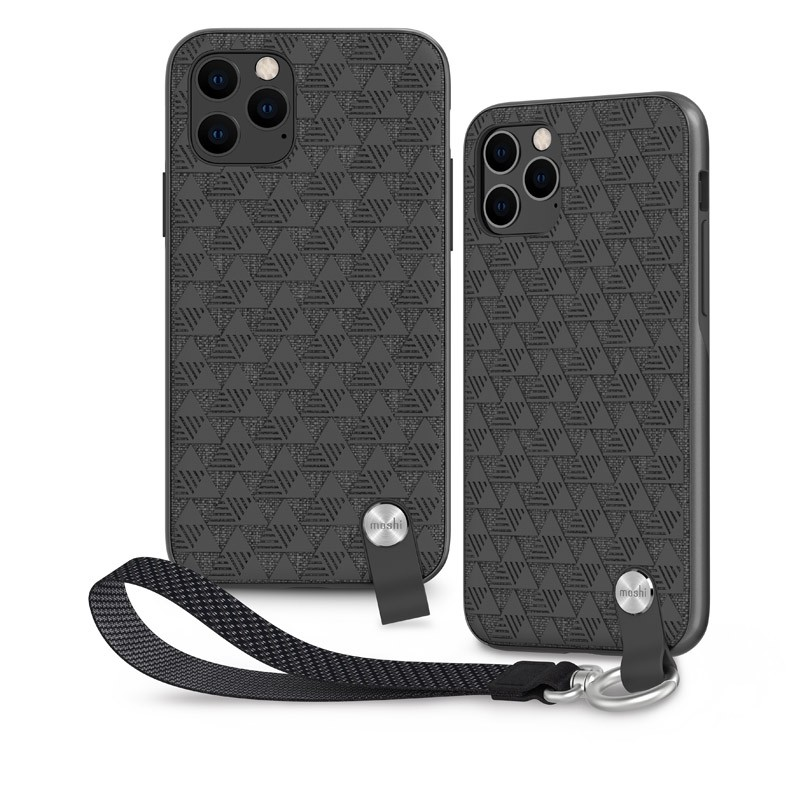 Moshi Altra iPhone 11 Pro Hoesje Zwart - 4