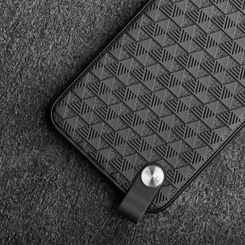 Moshi Altra iPhone 11 Pro Hoesje Zwart - 7