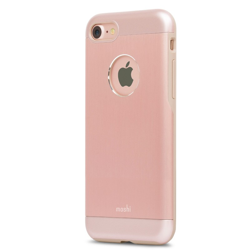 Moshi iGlaze Armour iPhone 7 Rose Gold - 2