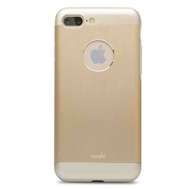 Moshi iGlaze Armour iPhone 8 Plus/7 Plus Gold - 1