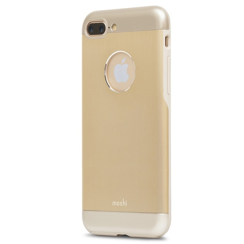 Moshi iGlaze Armour iPhone 8 Plus/7 Plus Gold - 3