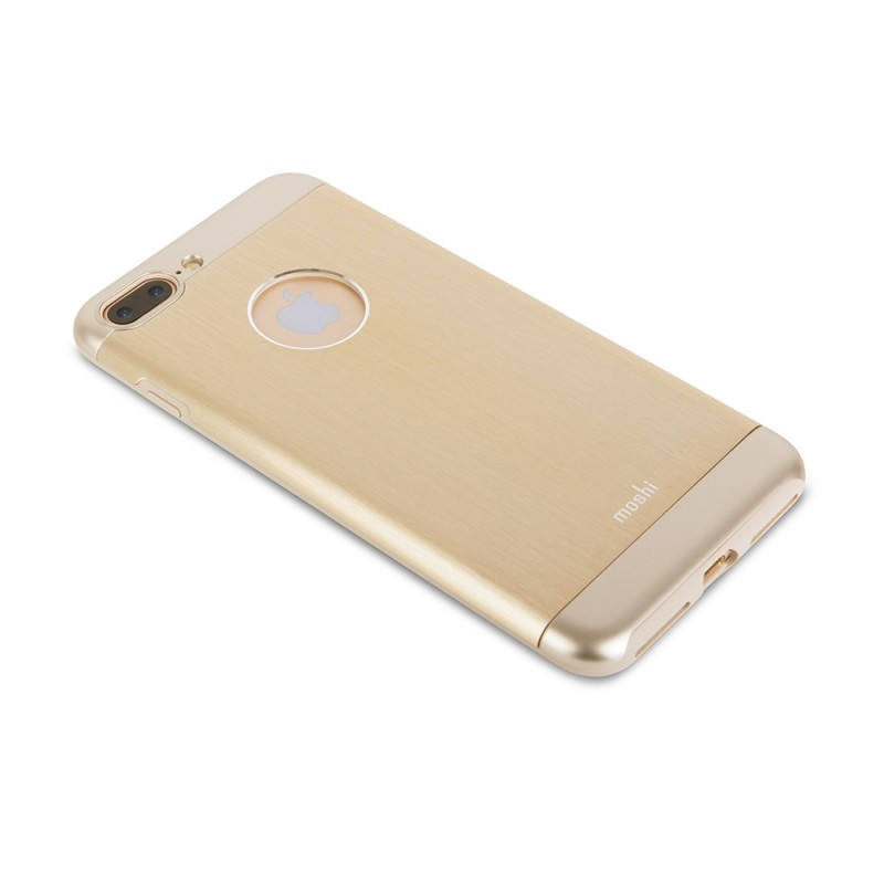 Moshi iGlaze Armour iPhone 8 Plus/7 Plus Gold - 2