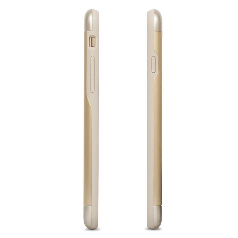 Moshi iGlaze Armour iPhone 8 Plus/7 Plus Gold - 4