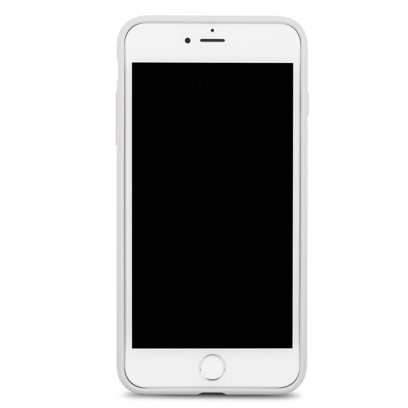 Moshi iGlaze Armour iPhone 8 Plus/7 Plus Gunmetal Grey - 2