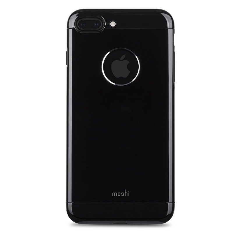 Moshi iGlaze Armour iPhone 8 Plus/7 Plus Jet Black - 1