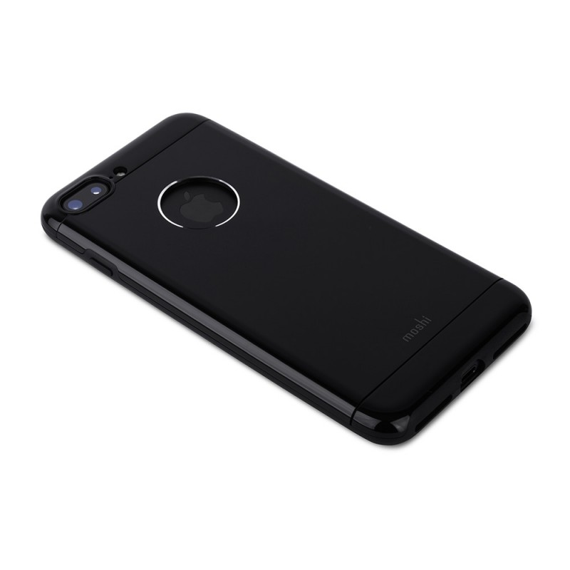 Moshi iGlaze Armour iPhone 8 Plus/7 Plus Jet Black - 5