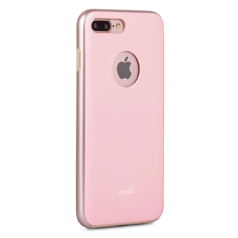 Moshi iGlaze Napa iPhone 7 Plus Blush Pink - 3