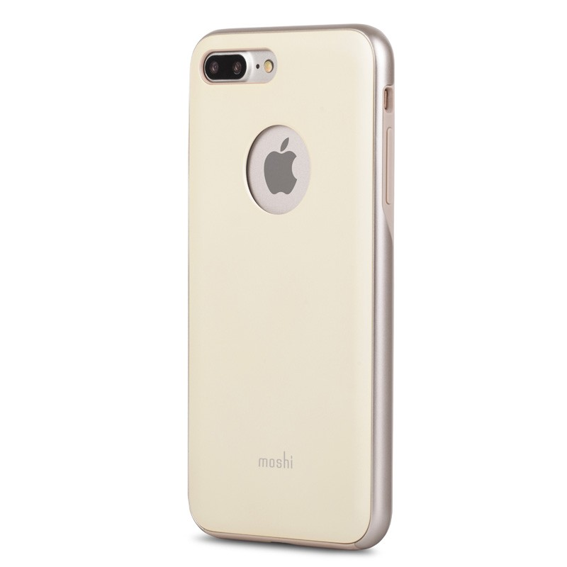 Moshi iGlaze Napa iPhone 7 Plus Mellow Yellow - 2