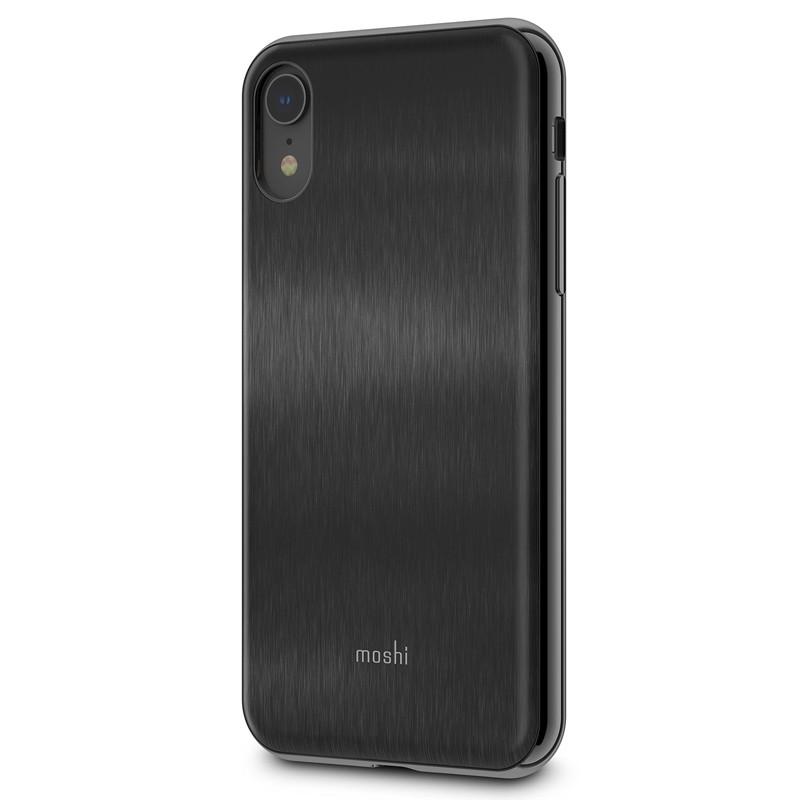Moshi iGlaze iPhone XR Cover Armour Black 02