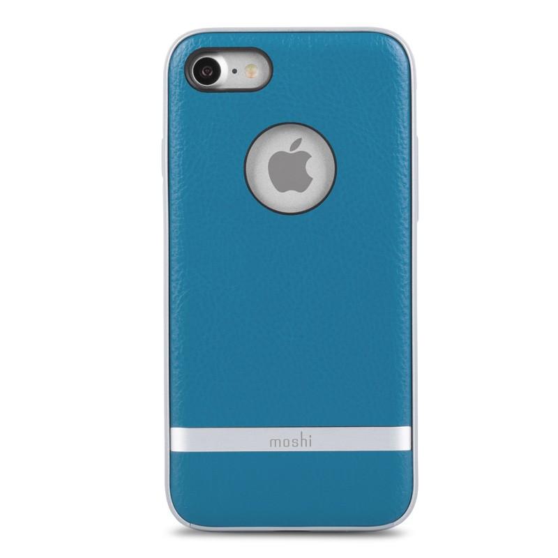Moshi iGlaze Napa iPhone 7 Marine Blue - 1