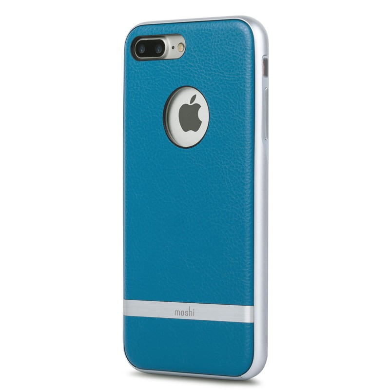 Moshi iGlaze Napa iPhone 7 Plus Marine Blue - 2
