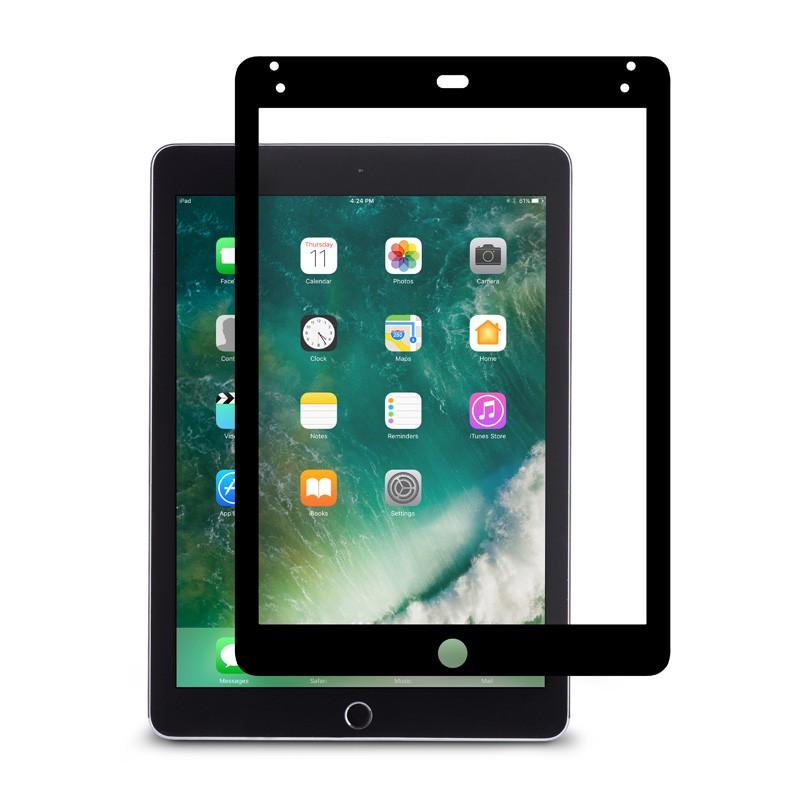 Moshi iVisor iPad 9,7 inch 2017 / Pro 9,7 inch / Air 2 Zwart - 1